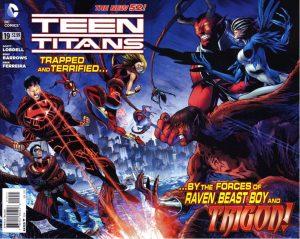 Teen Titans #19 (2013)