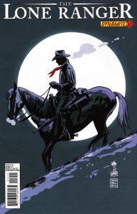 The Lone Ranger #16 (2013)