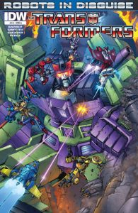 The Transformers: Robots in Disguise #16 (2013)