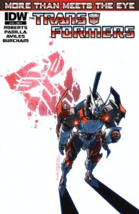 The Transformers: More Than Meets the Eye #16 (2013)