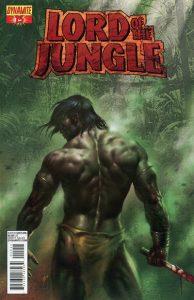 Lord of the Jungle #15 (2013)