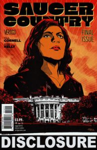 Saucer Country #14 (2013)