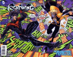 Nightwing #19 (2013)