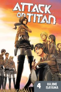 Attack on Titan #4 (2013)