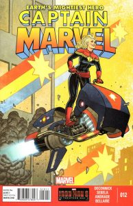 Captain Marvel #12 (2013)