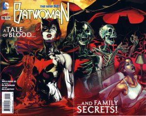 Batwoman #19 (2013)