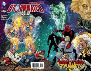 Stormwatch #19 (2013)