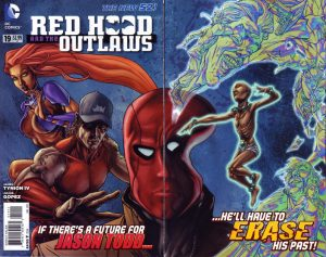 Red Hood and the Outlaws #19 (2013)