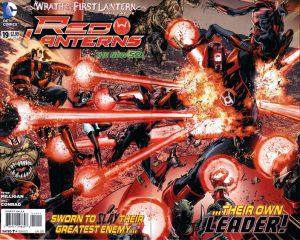 Red Lanterns #19 (2013)