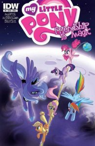 My Little Pony: Friendship Is Magic #6 (2013)