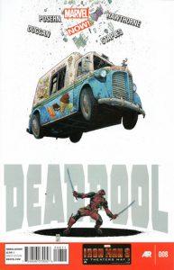 Deadpool #8 (2013)