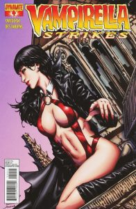 Vampirella Strikes #4 (2013)