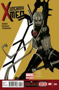 Uncanny X-Men #4 (2013)