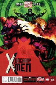 Uncanny X-Men #5 (2013)