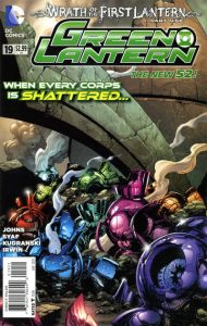Green Lantern #19 (2013)