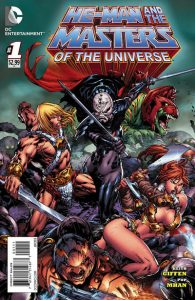 He-Man and the Masters of the Universe #1 (2013)