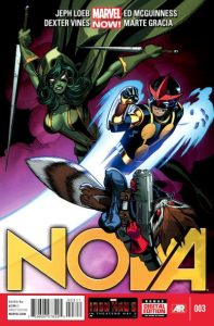 Nova #3 (2013)