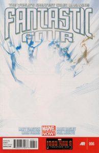 Fantastic Four #6 (2013)