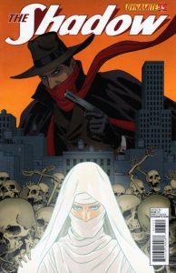 The Shadow #13 (2013)