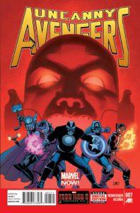 Uncanny Avengers #7 (2013)