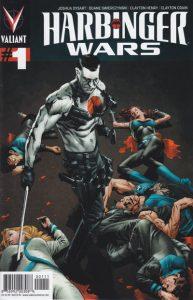 Harbinger Wars #1 (2013)