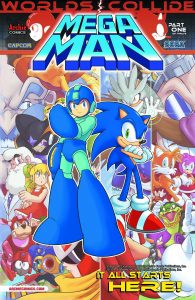 Mega Man #24 (2013)