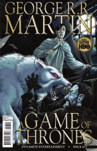 George R. R. Martin's A Game of Thrones #17 (2013)