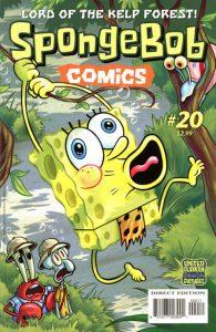 SpongeBob Comics #20 (2013)