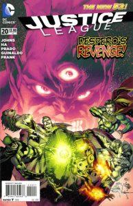 Justice League #20 (2013)