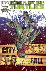Teenage Mutant Ninja Turtles #22 (2013)