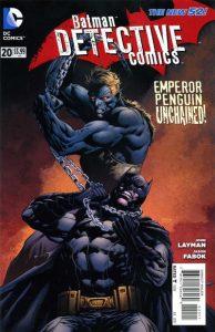 Detective Comics #20 (2013)