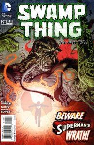 Swamp Thing #20 (2013)