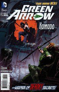 Green Arrow #20 (2013)