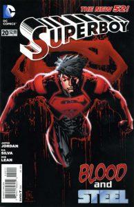 Superboy #20 (2013)