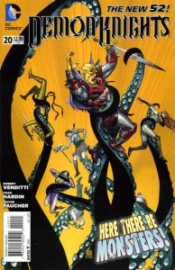 Demon Knights #20 (2013)