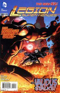 Legion of Super-Heroes #20 (2013)