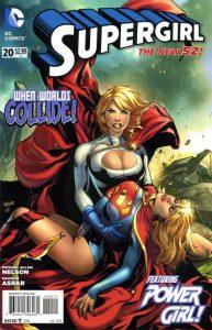 Supergirl #20 (2013)