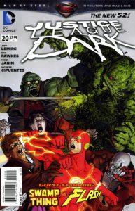 Justice League Dark #20 (2013)