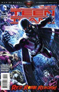 Teen Titans #20 (2013)