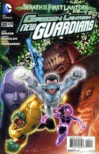 Green Lantern: New Guardians #20 (2013)