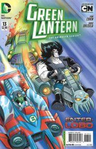 Green Lantern: The Animated Series #13 (2013)