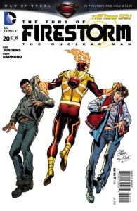 Fury of the Firestorms: The Nuclear Men #20 (2013)