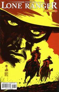 The Lone Ranger #17 (2013)