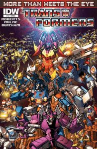 The Transformers: More Than Meets the Eye #17 (2013)