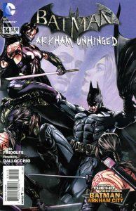 Batman: Arkham Unhinged #14 (2013)