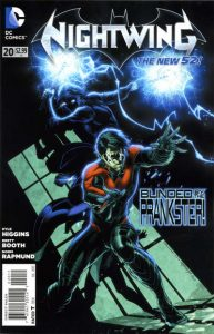 Nightwing #20 (2013)