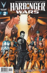 Harbinger Wars #2 (2013)