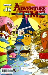 Adventure Time #16 (2013)