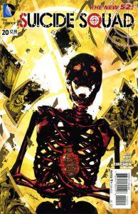Suicide Squad #20 (2013)