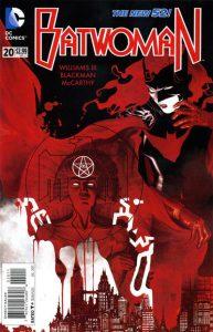 Batwoman #20 (2013)